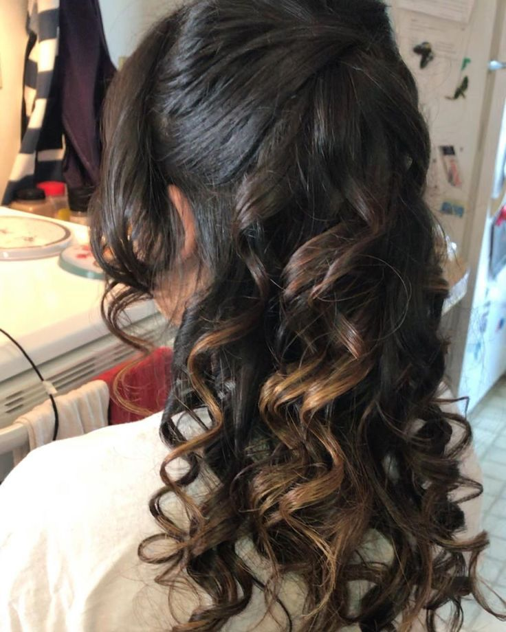 Half Updo #prom Hair Ive Been Meaning To Post! Hope