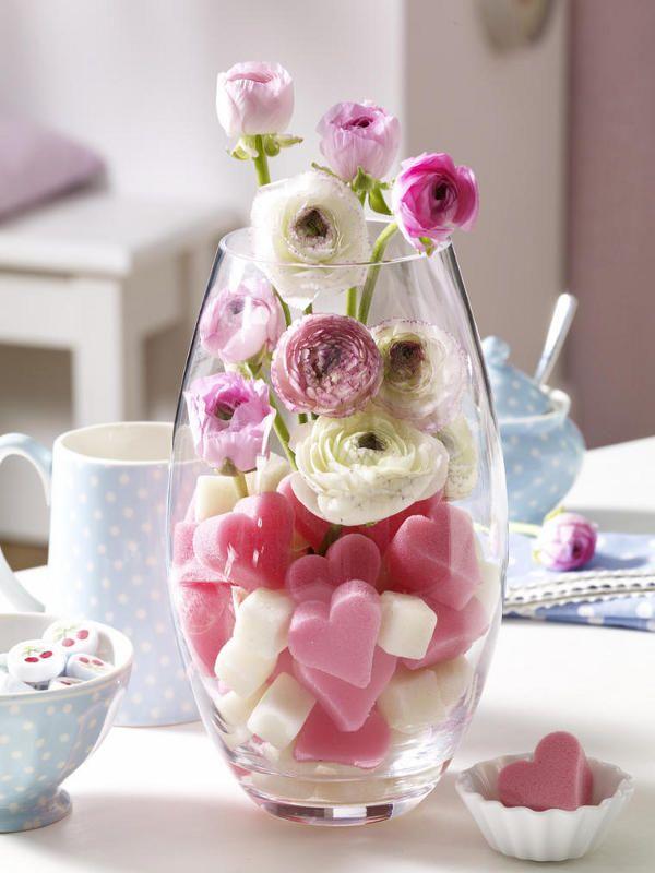 Cuori e fiori insieme per San Valentino <3
