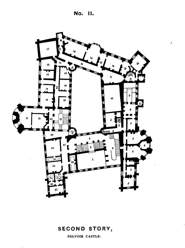 Belvoir castle floor plan 100 belvoir castle floor plan for Top rated floor plans