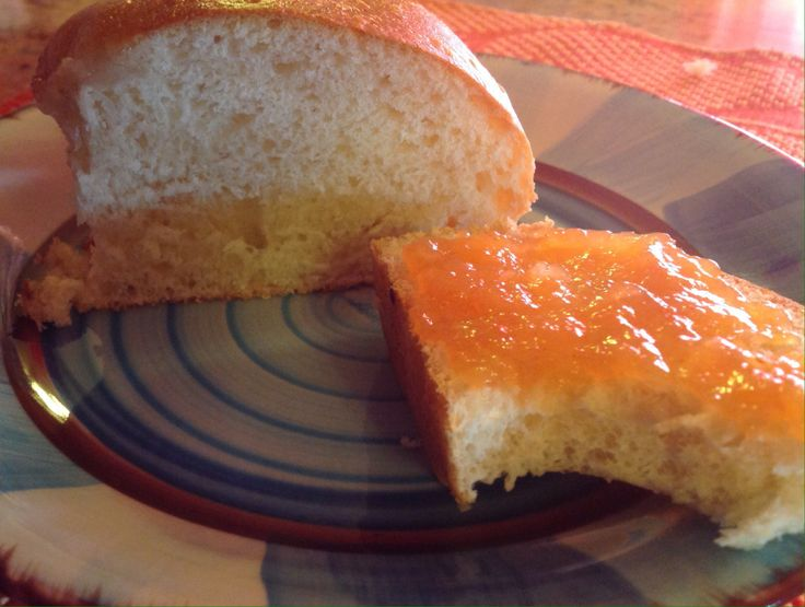 Pan brioches al latte .... versione al licoli della ricetta dei fables