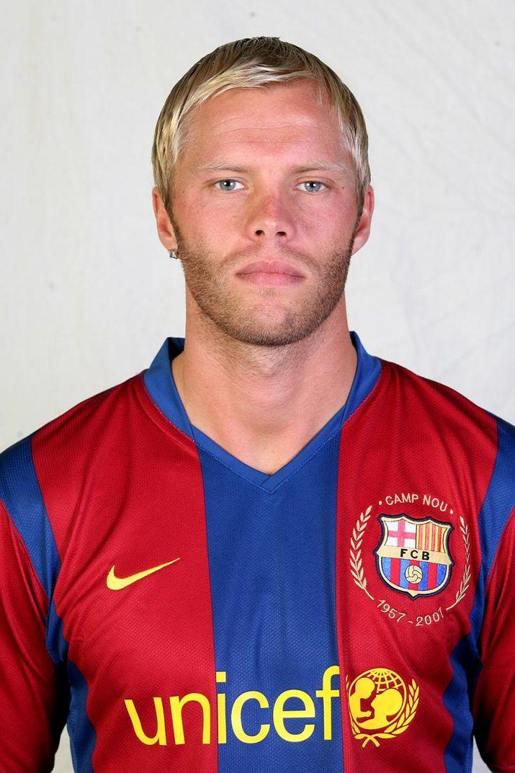 Eidur Gudjohnsen - Former Footballer. 2005.
