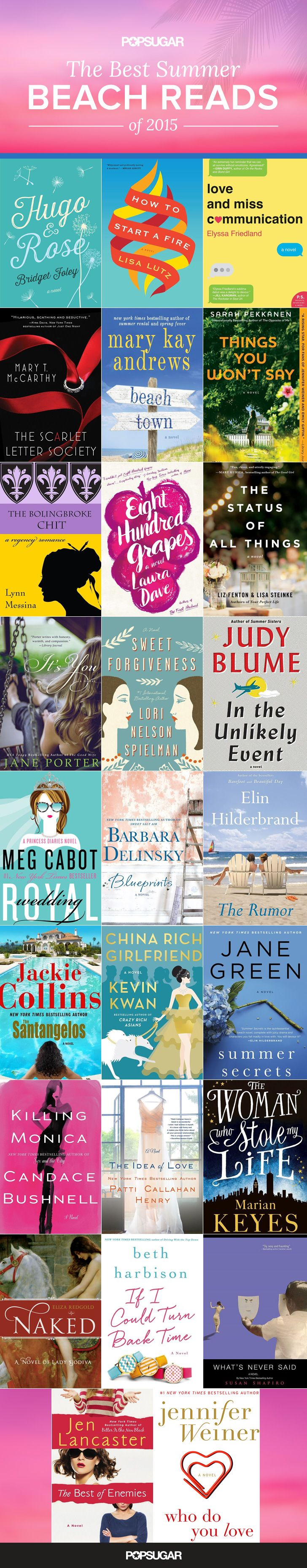 26 of the Hottest New Books You'll Want to Read This Summer