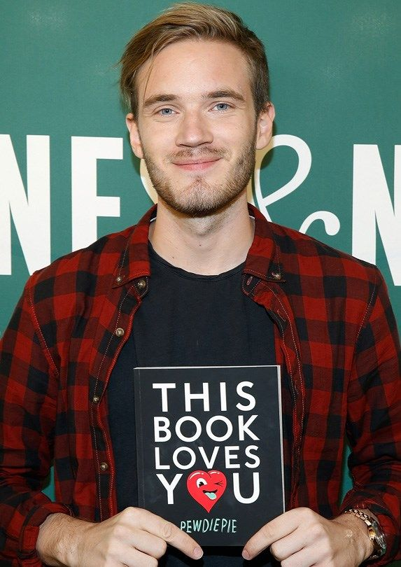 Top 10 Highest Earning YouTube Stars on the Planet | slice.ca #1 PewDiePie PewDiePie has over 42 million followers and is branching out into publishing. His parody of self-help books 'This Book Loves You' was released in October. PewDiePie uses his fame to help raise money for various charities including the World Wildlife Fund and Save the Children.