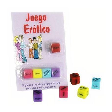 JUEGO EROTICO 5 DADOS - 2580  -> http://ift.tt/2kZVJ2l  El Arca Azul Sexshop #Sexy #Lencería #JuguetesEróticos