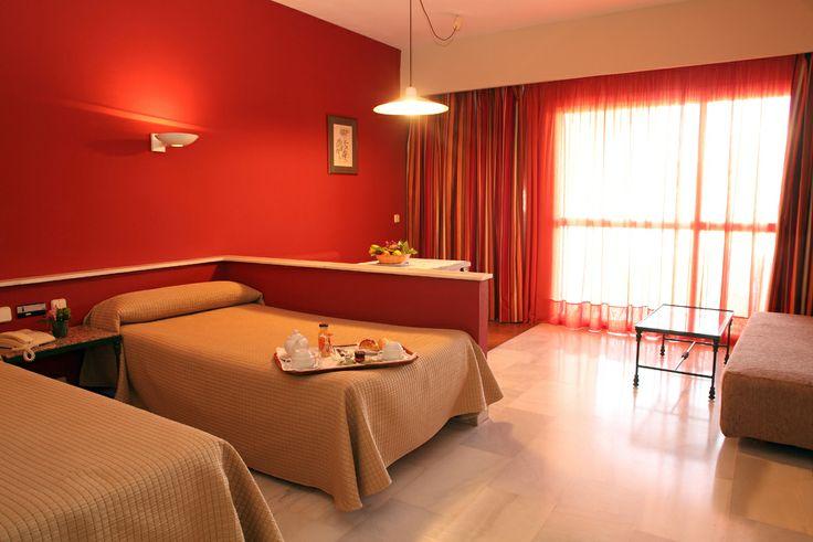Studio Standard, Hotel PYR Marbella, Puerto Banus, Marbella, Costa del Sol, Spain, Golf ,