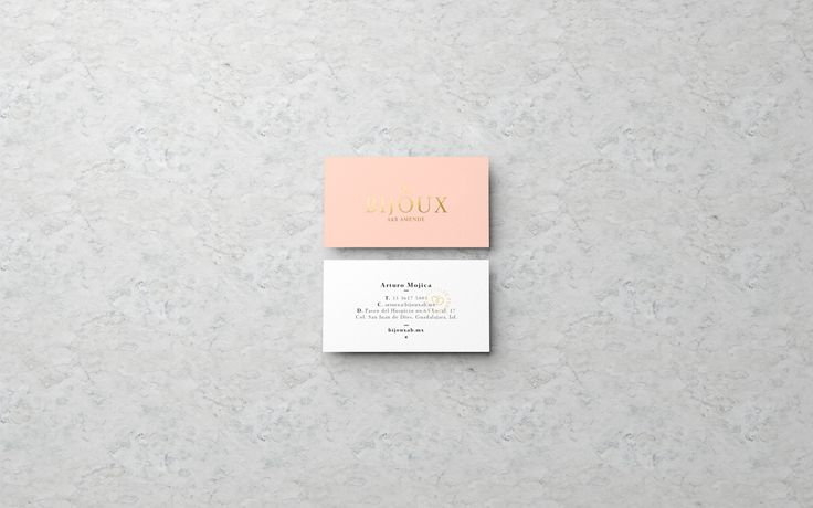 Bijoux on Behance