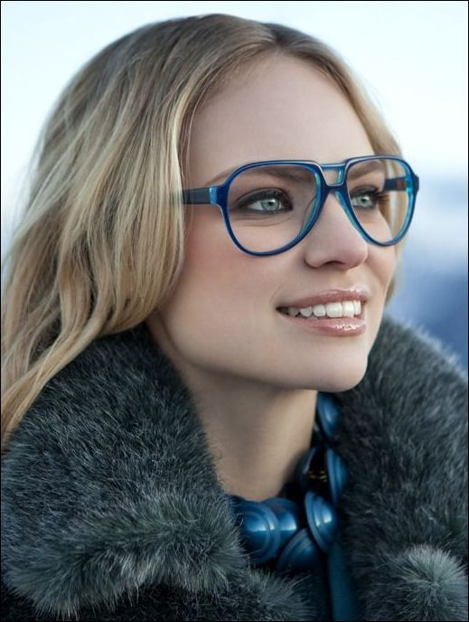 okulary korekcyjne pilotki
