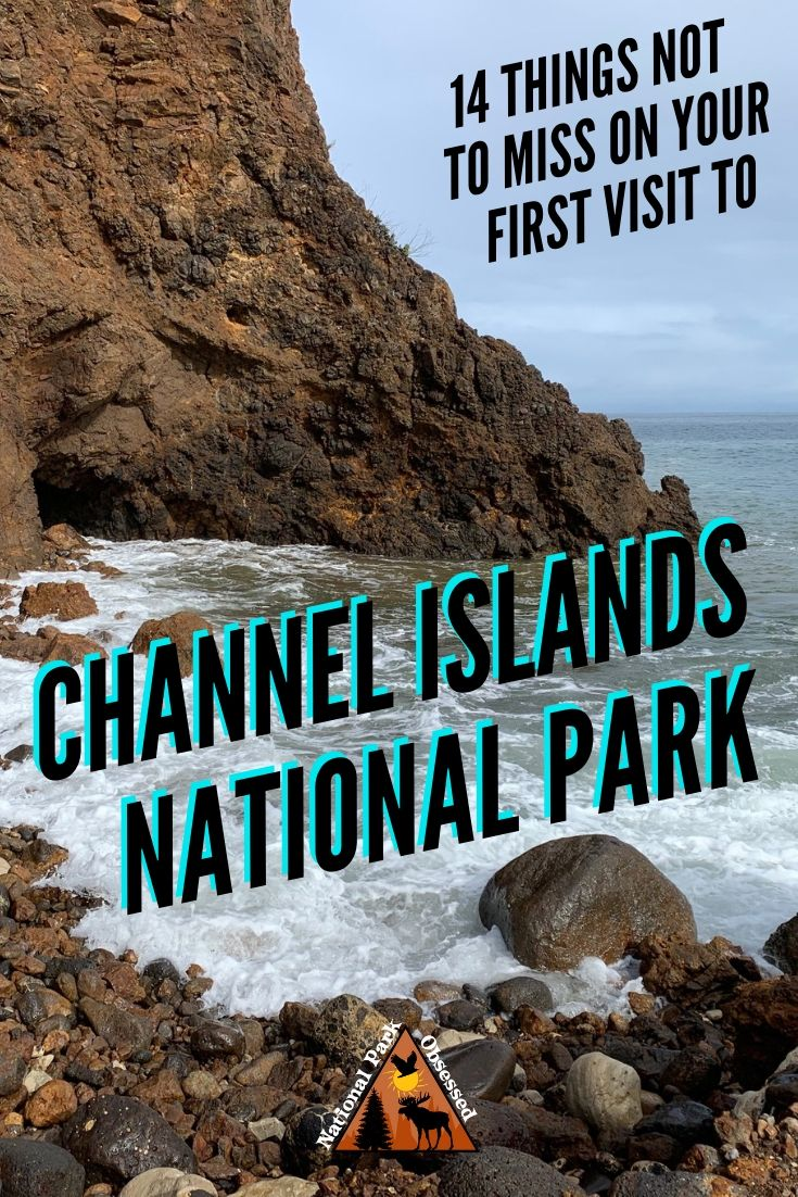 14 things not to miss on your first visit to Channel Islands National Park.