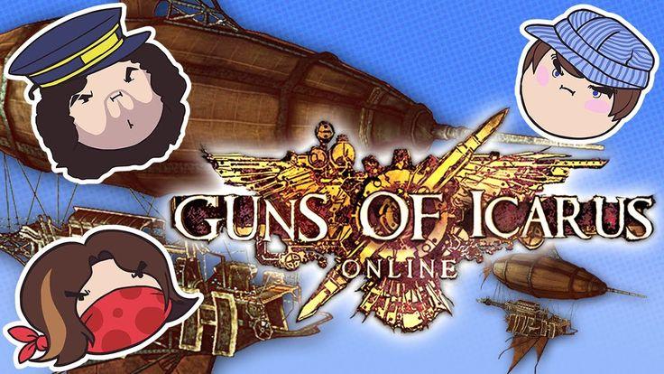 Guns of Icarus Online - Steam Train