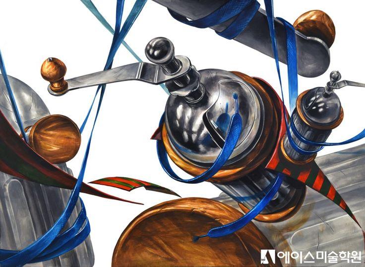 노원구 상계동 에이스 미술학원 배여진 선생님의 탄탄한 기본기의 중앙대 공예 기초디자인 연구작 : 네이버 블로그