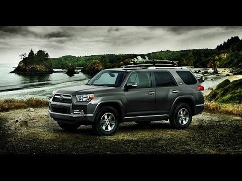 2017 Toyota 4Runner Redesign and Price - 2016-2017 CARS RELEASE