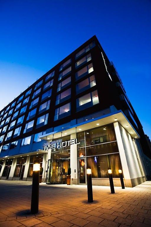 Hotel Review - Best Western Time Hotel, Stockholm, Sweden