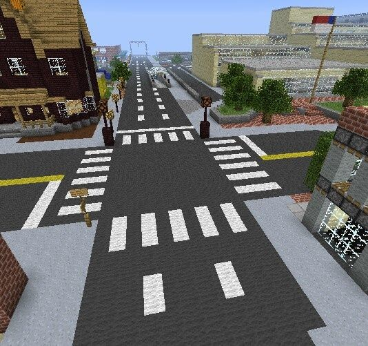 Best Looking Intersection I've Seen In Some Time, I