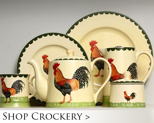 The Fairmont and Main collection & 33 best Crockery images on Pinterest | Chicken Dishes and Roosters