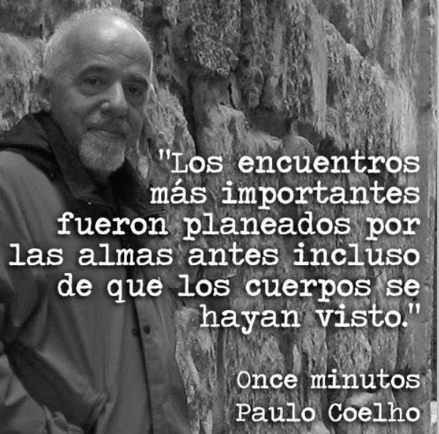 Once Minutos Paulo Coelho Pinterest Paulo Coelho Quotes Y Words