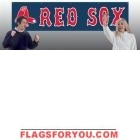 Red Sox Banner 8' x 2'