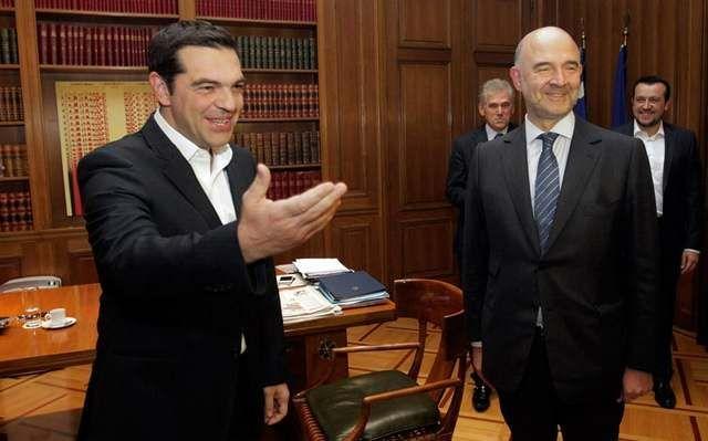 Τσίπρας: Ώρα να ολοκληρωθεί η δυσάρεστη περιπέτεια του μνημονίου: Αισιόδοξος για την πορεία της χώρας εμφανίστηκε ο πρωθυπουργός Αλέξης…