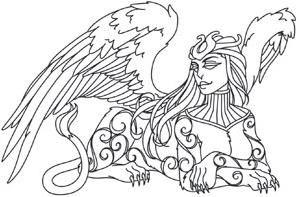 Divine Femme - Sphinx_image