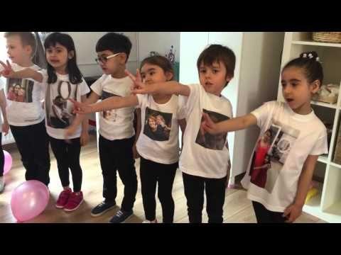 Anneler günü gösterisi DAMLA SAKIZI ANAOKULU - YouTube
