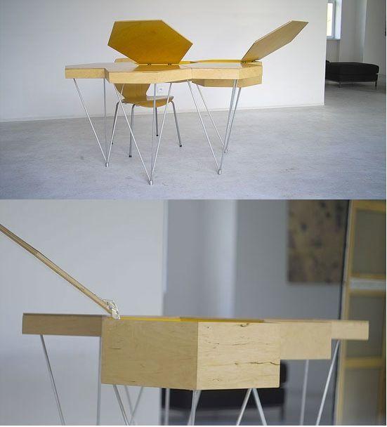 Роскошный стол для ноутбука Cloud