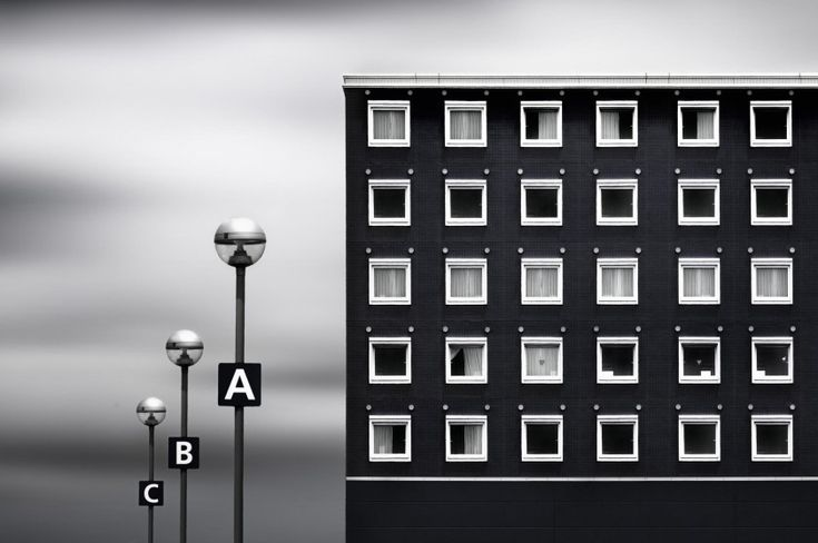Meaningful Cells (22 Amazing Architectural Photography for Inspiration on CrispMe)