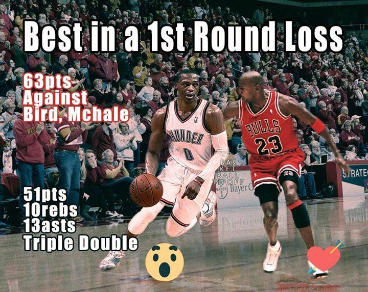 IT WAS GOD DISGUISED AS MICHAEL JORDAN THE TRIPLE DOUBLE MACHINE PLAYS HISTORICLY ONCE AGAIN  It is exactly 31 years today since the greatest of all time Michael Jordan dropped 63 points in a first-round playoff game between Chicago Bulls and arguably the greatest team ever the 1986 Boston Celtics led by Larry Bird the legend.  63 is still the highest scoring from a single player in a playoff game... Larry Birds words after the game were: It was GOD disguised as Michael Jordan  31 years…