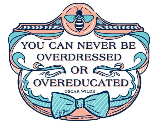 Momma would say if overdressed, you can always say you are on your way somewhere fancy. But if underdressed, what can you say? Oops?
