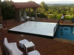 25 Best Ideas About Backyard Wedding Pool On Pinterest Pool Wedding Pool Wedding Decorations