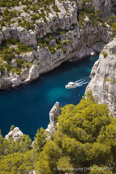 The Calanques near Cassis, Provence