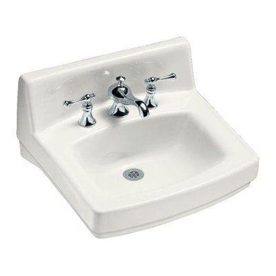 Kohler 203 Greenwich Wall-Mount Commercial Sink