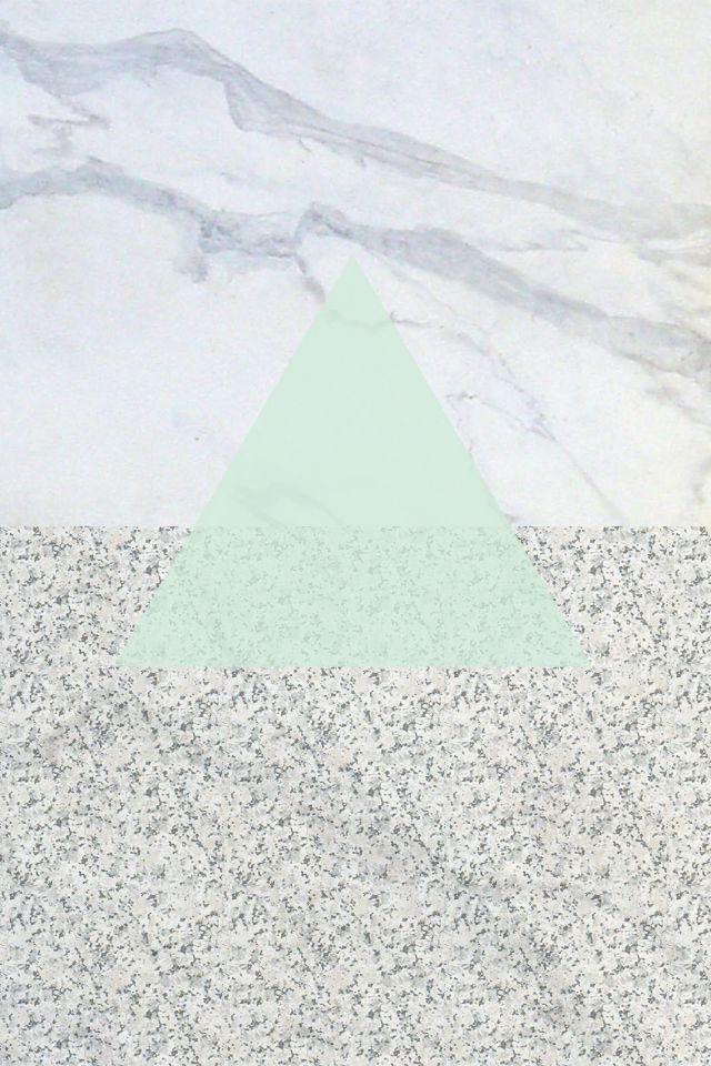 Wallpaper Iphone Marble Granite Mint Wallpaper