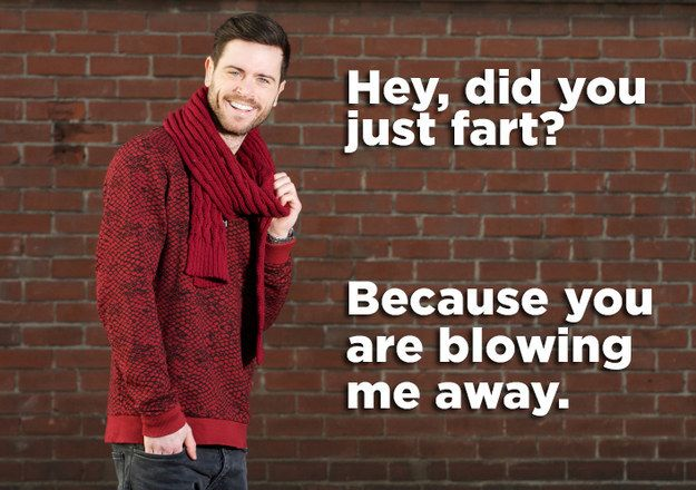 10 Pick-Up Lines Guaranteed To Get A Drink Thrown In Your Face