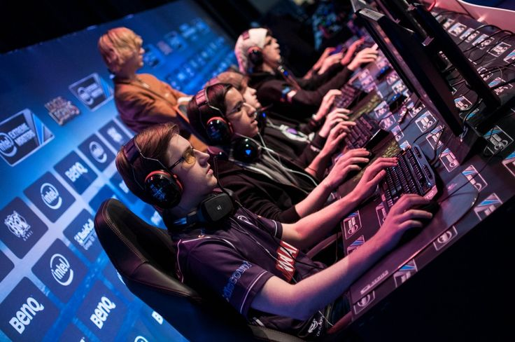 Gaming Industry – From Hobby to Business