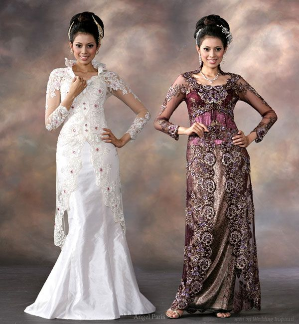 Wedding Gown Surabaya: 17 Best Images About Indonesian Traditional Dress On