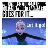 Image result for volleyball sayings funny