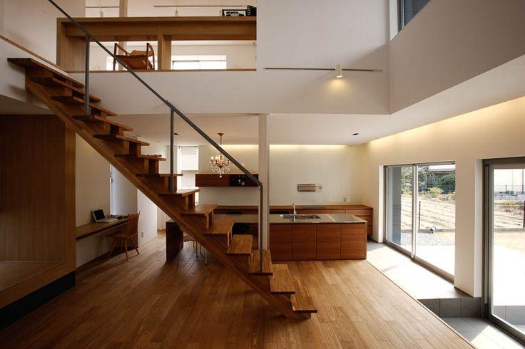 デザイン住宅 オブジェのような立体感 アーキッシュギャラリー