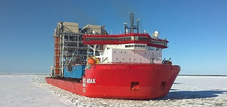 Red Box Energy Services, Winner of the Arctic Shipping Forum Innovation Award 2017