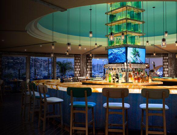 Shelter Island Restaurants   Kona Kai Resort & Spa