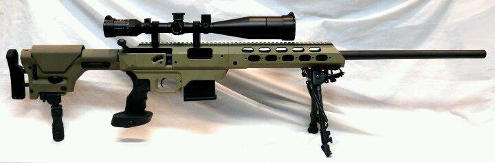 Mdt tac chassis. Remington 700.