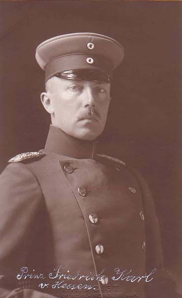 Frederick Charles, Prince and Landgrave of Hesse – born on 1 May 1868. He was the brother-in-law of the German Emperor William II and the elected King of Finland from 9 OCT to 14 DEC 1918. Together with 14 other high profile members of the Berlin court he attended an orgy at Grunewald Hunting Lodge in 1891. The next days all attendants were blackmailed with detailed descriptions of their group-sex party and even homosexual activities. However the affair was published and caused a huge…