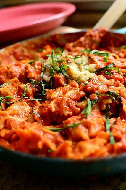 Pioneer Woman Skillet Chicken Lasagna
