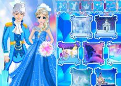 JuegosElsa.com - Juego: Elsa y Jack - Minijuegos de la Princesa Elsa Frozen Disney Jugar Gratis Online