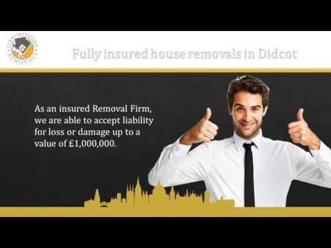 Didcot Removals