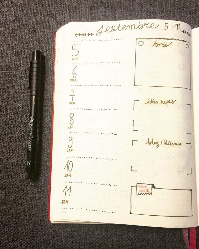 Pages annuelles, mensuelle, hebdos ou quotidienne, comment s'y retrouver ? La réponse sur inventetaplume.com