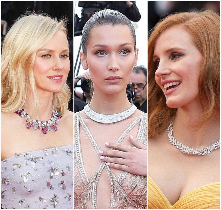 Los Mejores Accesorios en la Alfombra Roja de Cannes 2016