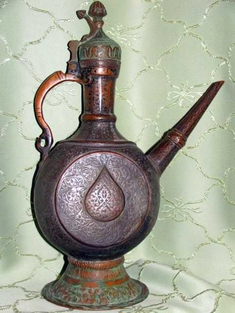 Uyghur art object