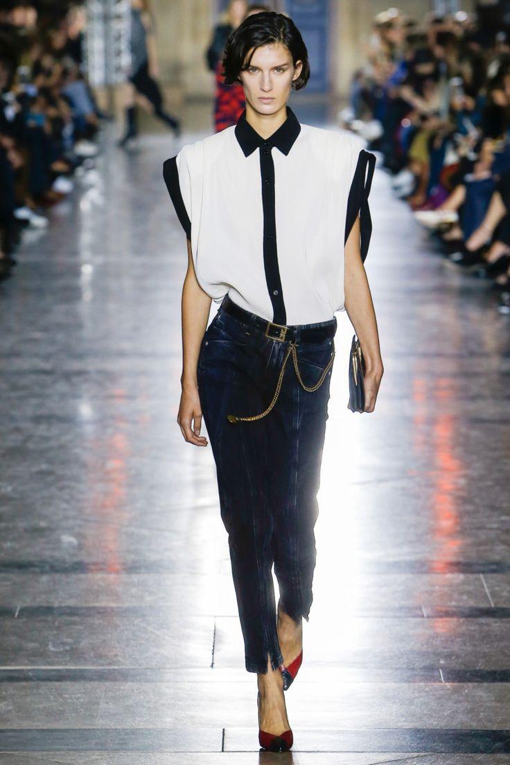Givenchy коллекция   Коллекции весна-лето 2018   Париж   VOGUE