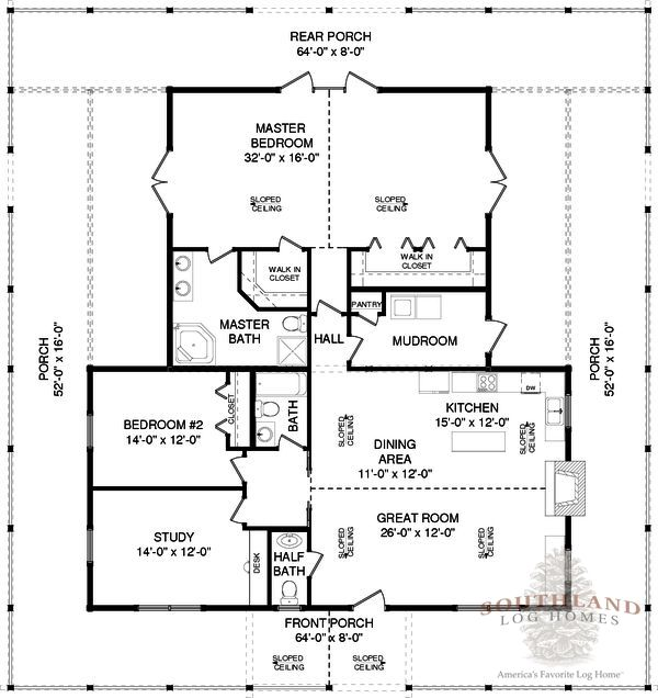 1000 images about floor plans on pinterest log cabin Wayne homes floor plans