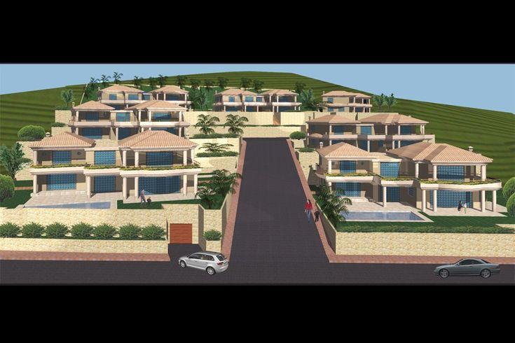 Συγκρότημα κατοικιών στην Αλβανία | vasdekis