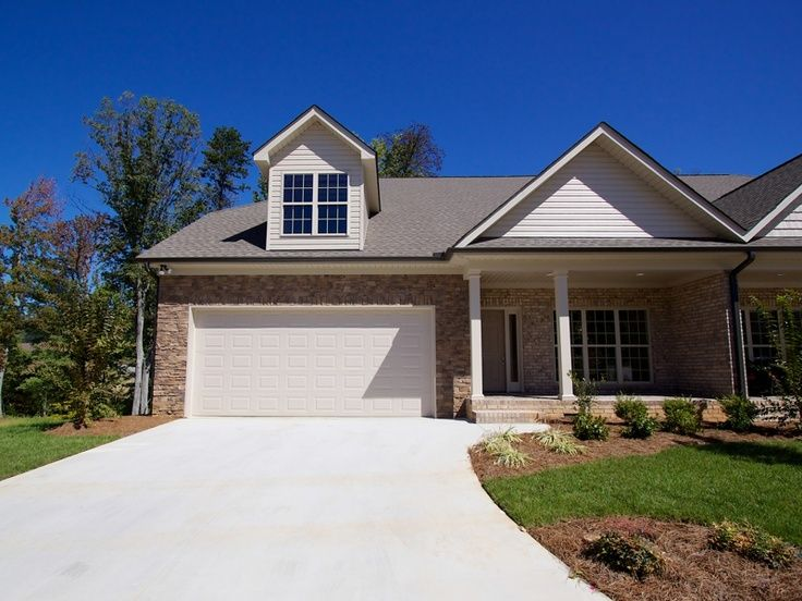 Luxury One Level Homes Luxury One Level Town Home In Jamestown Greensboro Nc Real Esta